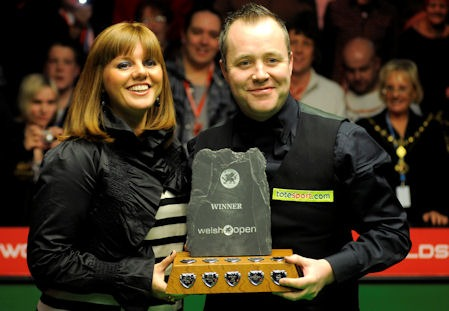 Welsh Open 2011 - Draw Revealed