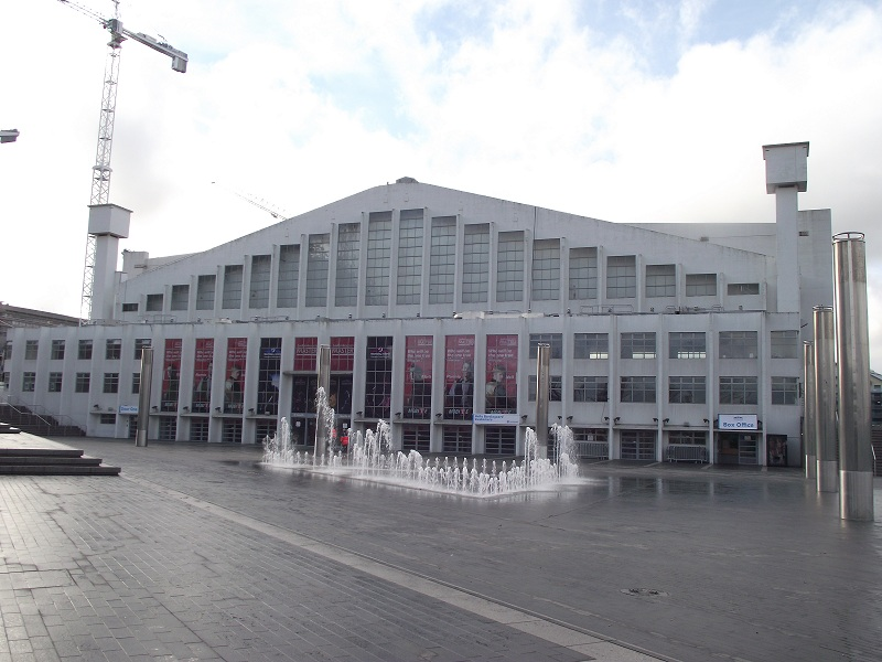 Wembley Arena in Daytime
