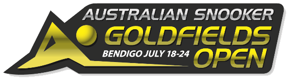 Australian Goldfields Open 2011 Snooker Logo