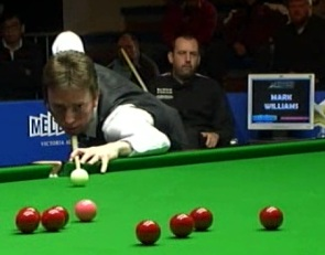 Ken Doherty Mark Williams Australian Open 2011