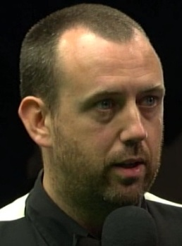 Mark Williams Australian Open 2011