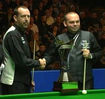 Mark Williams v Stuart Bingham, 2011 Australian Open Snooker Final