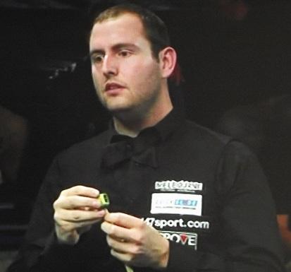 Matthew Selt Australian Open 2011