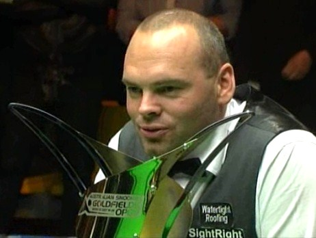 Australian Open 2011 - Bingham Strikes Gold