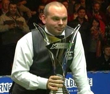 Stuart Bingham Australian Open Snooker Champion 2011