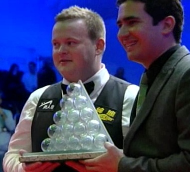 Brazilian Masters 2011 Final - Murphy's Magic