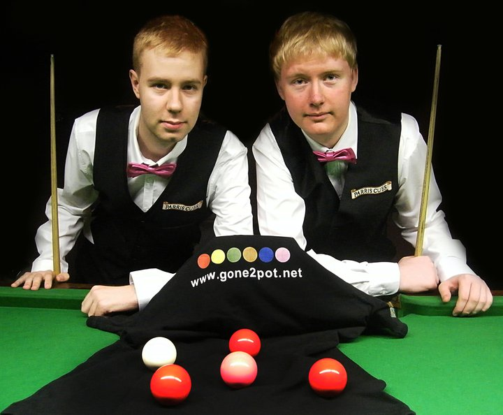 Snooker Boys In World Record Attempt