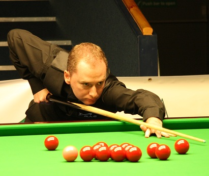 Graeme Dott PTC2 2011 snooker