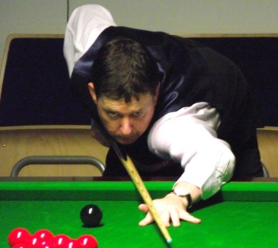 Mike Dunn PTC2 Snooker 2011