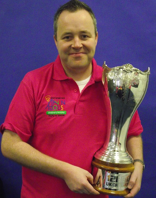 John Higgins Snooker UK Championship 2011