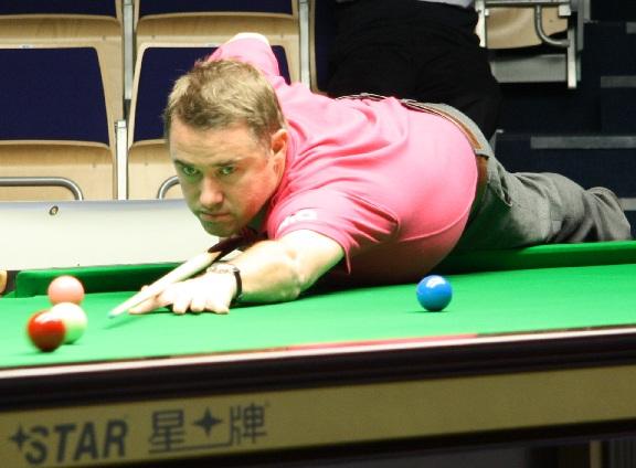 Stephen Hendry Snooker PTC7 Pink 2011