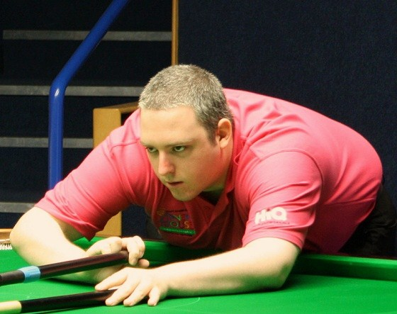 David Grace Pink Snooker