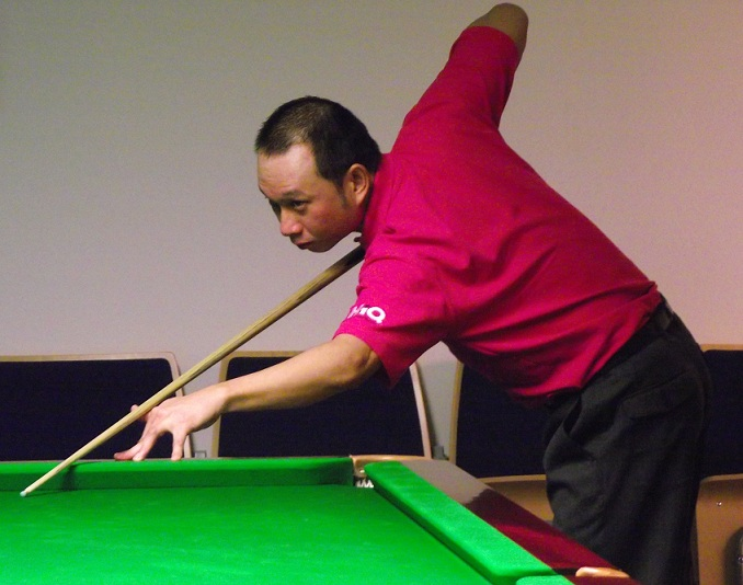 James Wattana Snooker