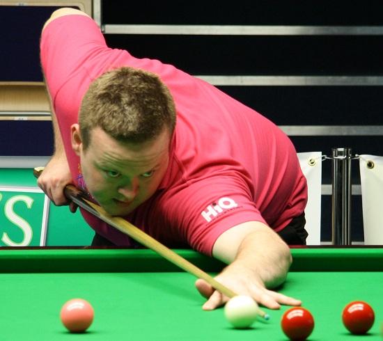 Shaun Murphy Snooker Pink PTC7 2011