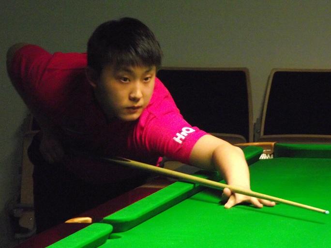 Yu Delu Snooker