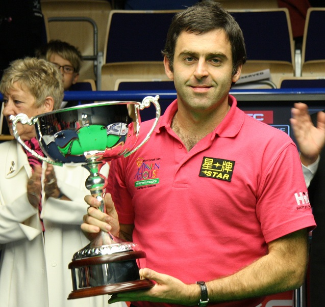 Ronnie O'Sullivan PTC7 Snooker Champion 2011