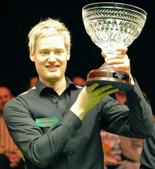 Neil Robertson PTC8 2011 Snooker Champion