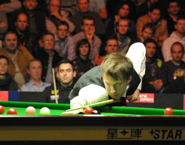 Judd Trump Ronnie O'Sullivan Snooker PTC9 2011