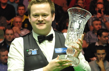 Shaun Murphy PTC Grand Finals Snooker