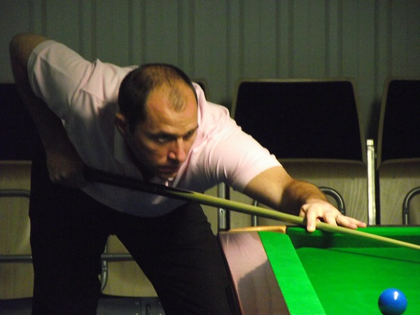 Joe Perry Snooker Pink Ribbon 2011