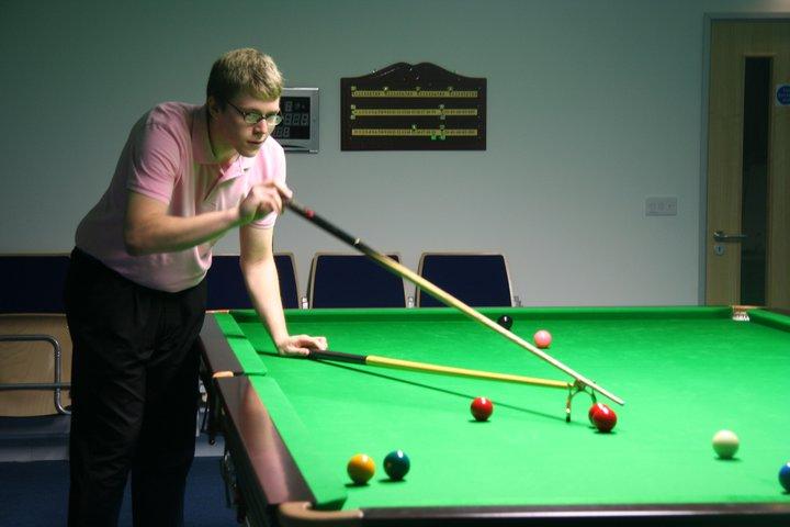 Option 3 - Snooker Videos