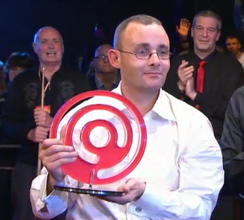 Martin Gould Power Snooker Champion 2011