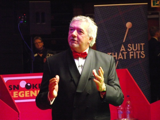 John Virgo Snooker Legends 2011