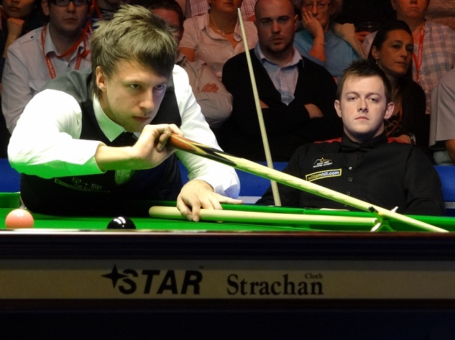 Judd Trump Mark Allen Snooker UK Final 2011