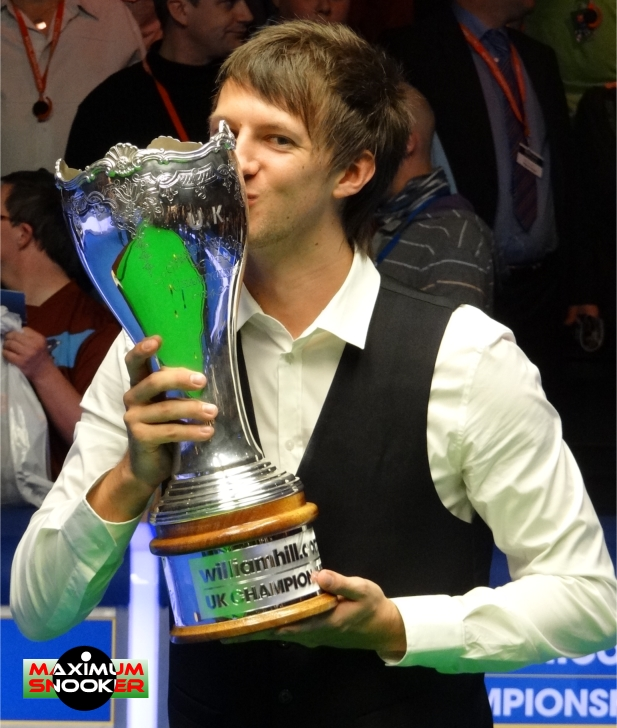 UK Championship 2011 Final - Trump Ace's Allen in York