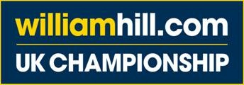 William Hill UK Snooker Championship Logo 2011