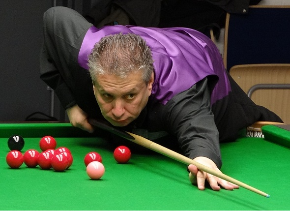 Tony Drago Snooker UK 2011