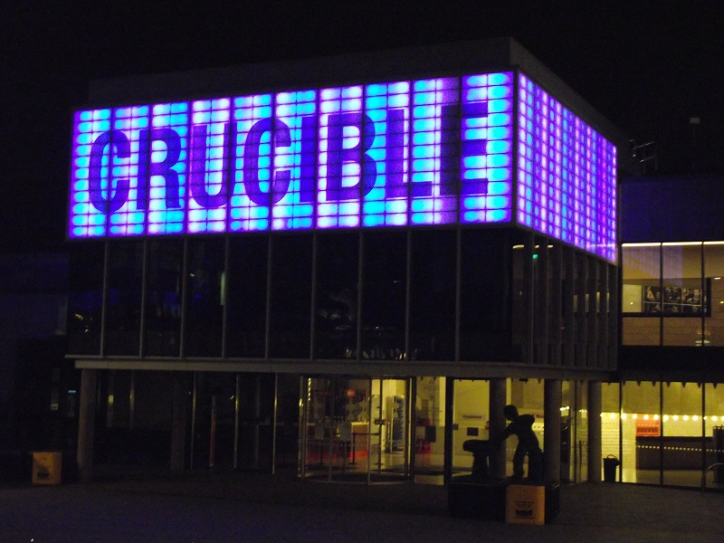 Crucible Theatre Night