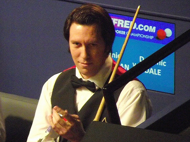 Dominic Dale World Snooker Championship 2011