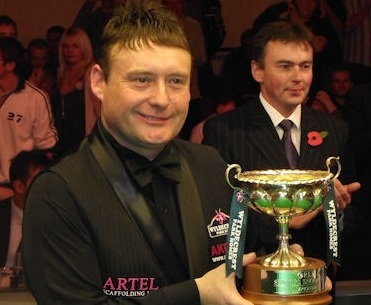 World Seniors Championship 2011 - Draw Revealed