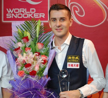 Mark Selby Wuxi Classic 2011 Champion