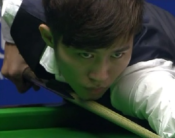 Cao Yupeng Snooker Australian 2012