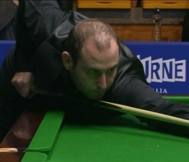 Australian Open 2012 - Super Selt Dispatches Bingham