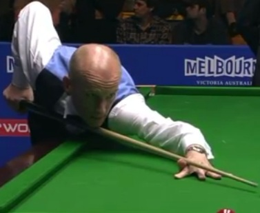 Peter Ebdon Snooker Australian 2012