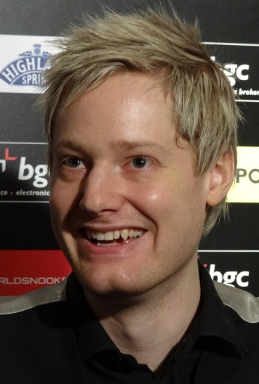 Neil Robertson Snooker Masters 2012