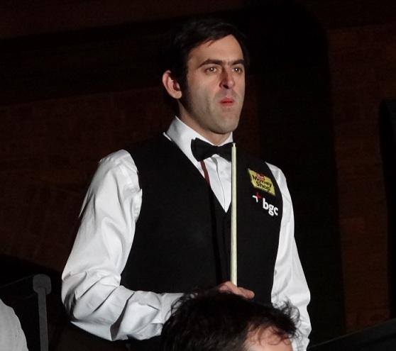 Ronnie O'Sullivan BGC Snooker Masters 2012