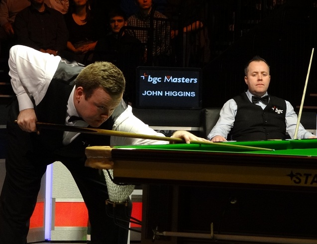 BGC Masters 2012 - Murphy's Magic Stuns Higgins
