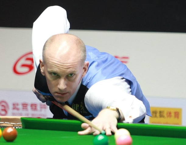 Peter Ebdon Snooker China Open 2012