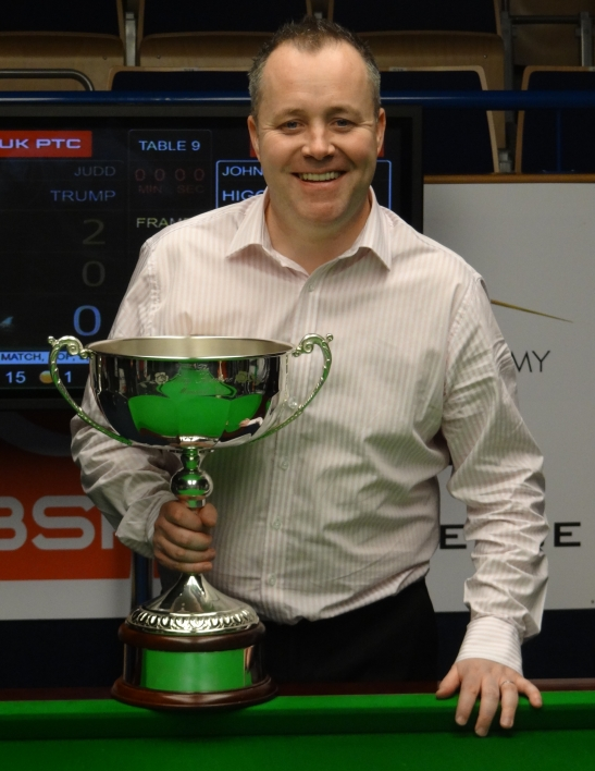 Higgins trumps Judd to capture the Kay Suzanne Trophy
