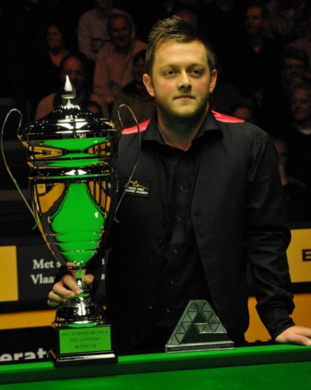 Antwerp Open Champion Mark Allen 2012