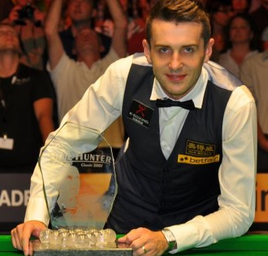 Mark Selby Paul Hunter Classic Champion 2012