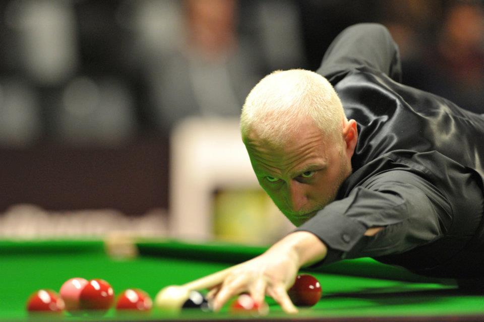 Craig Steadman Snooker German Masters 2012