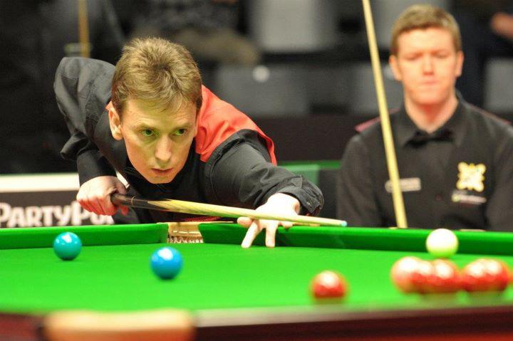 Ken Doherty German Masters Snooker 2012