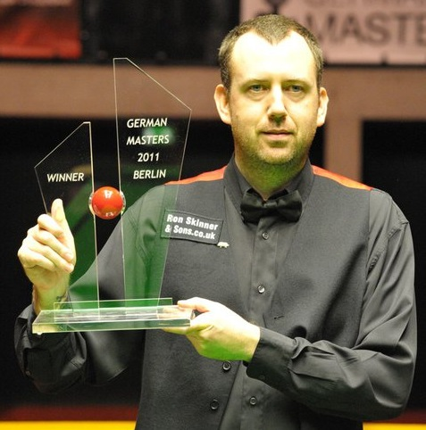 Mark Williams German Masters Snooker Champion 2011