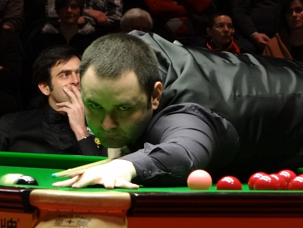 Stephen Maguire Ronnie O'Sullivan Snooker German Masters 2012