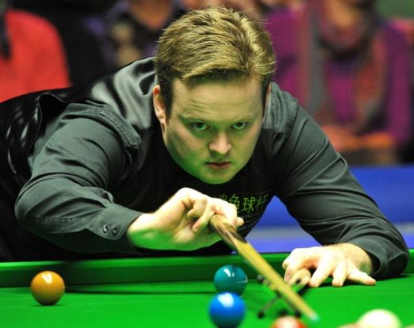 Shaun Murphy Snooker 2012
